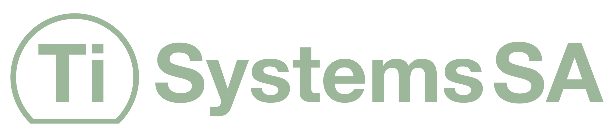 Ti Systems Logo Green 2